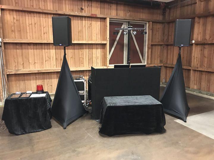 Setup with Karaoke