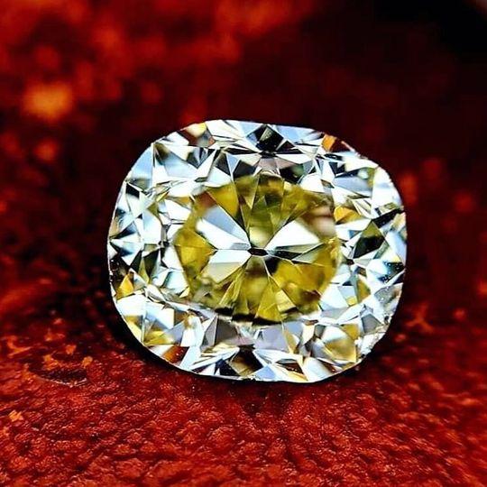 Nautrally-sourced diamond