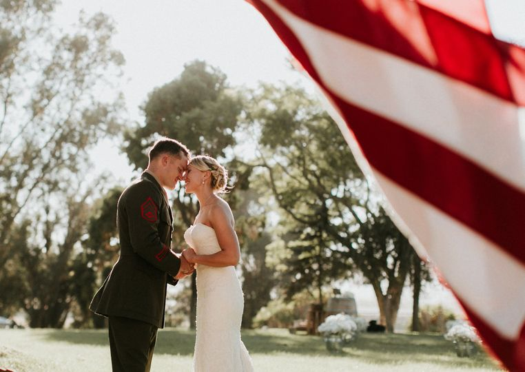 Camp Pendleton Wedding