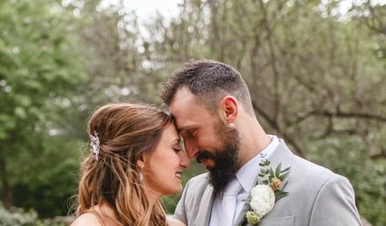 The wedding of Lindsey and Bryce