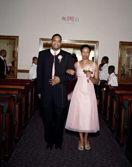 Speeler wedding - bridesmaid and groomsmen