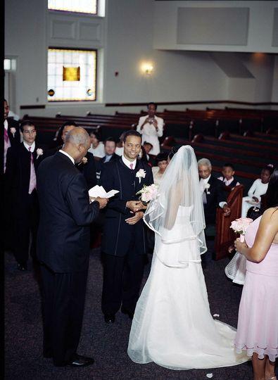 Speeler wedding - ceremony