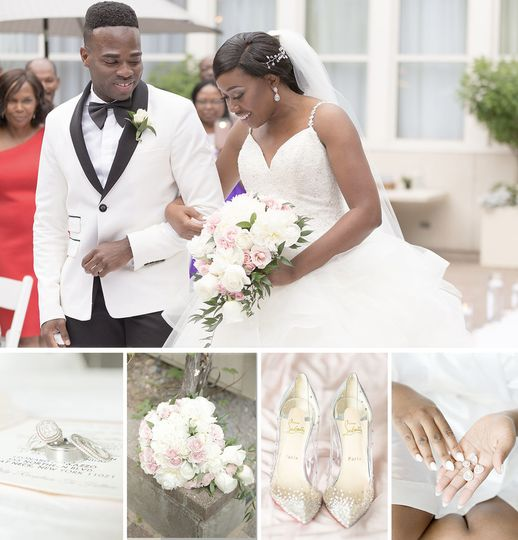 Roxanne & AndrewMarried at Leonard's Palazzo  | Unashamed Imaging Photography & Videography