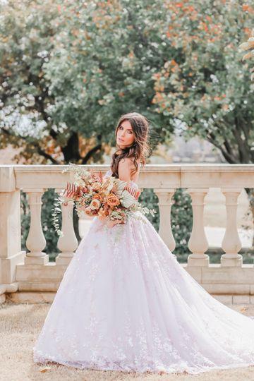 Bridal Session in mansion.