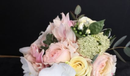 Blush and Blossom Floral Design