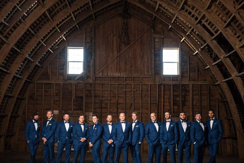 covered bridge inn weddinggrooms 51 997833 1556670187