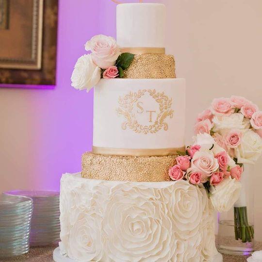 Luxurious Cake
