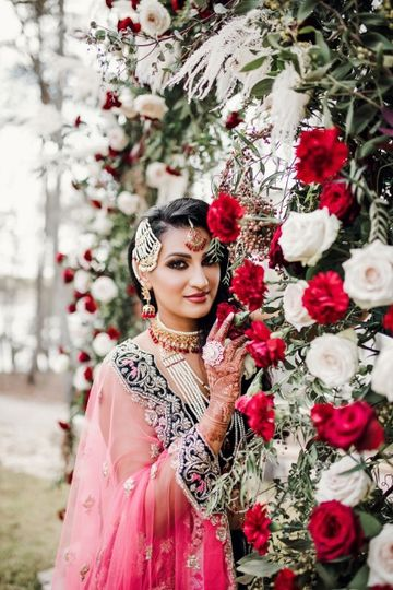Vintage Indian Wedding