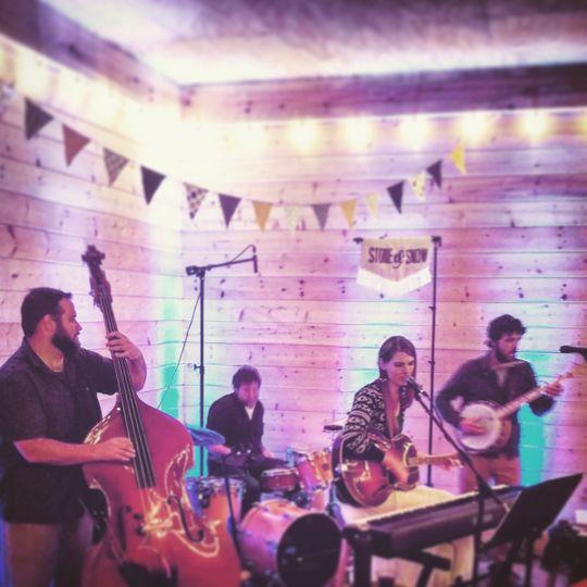 Reception - Full band