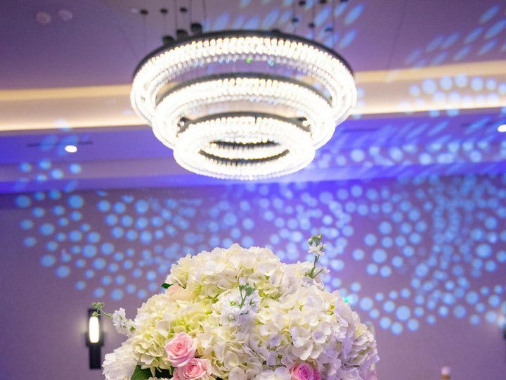 Tmx 1532460536 3091c06dc3aed512 1532460535 5d8378e2f0ca3f60 1532460534789 15 Table With Floral Berkeley Heights, NJ wedding venue