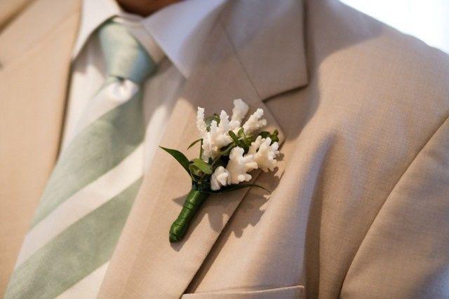Tmx 1416461200257 Shell   Coral Boutonniere Sanibel, Florida wedding florist