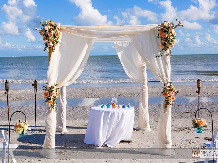 Tmx 1465513635855 Full View Arch Clusters Shepherds Hooks Sanibel, Florida wedding florist