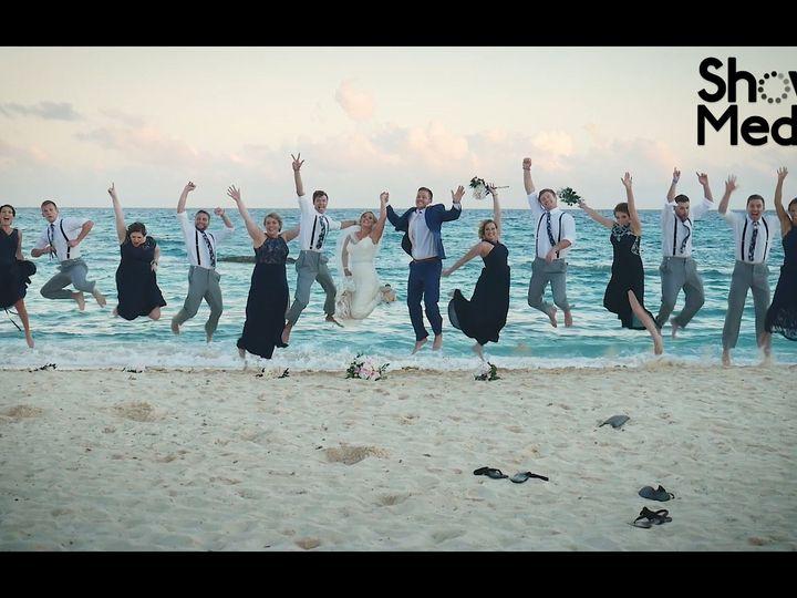 Tmx Beach Jump2 51 1259833 159009776146507 Fenton, MO wedding videography