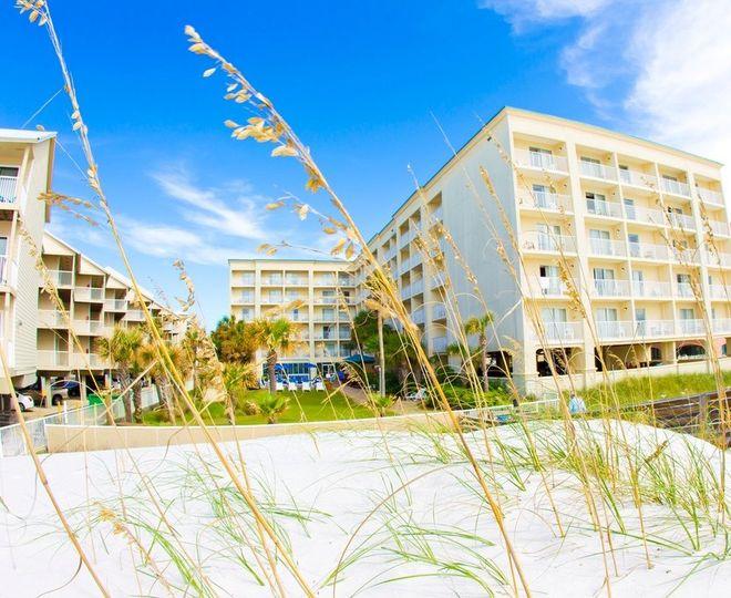 Located directly on the sugar white beaches of Alabama's Gulf Coast.