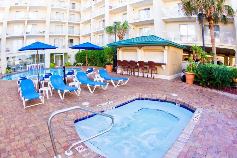 Hilton Garden Inn Orange Beach Beachfront Venue Orange Beach Al Weddingwire