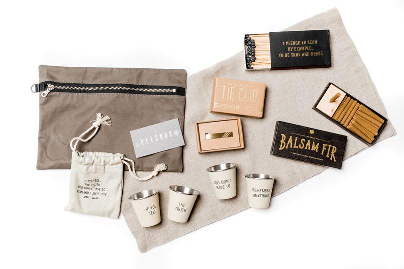Thoughtful gift box