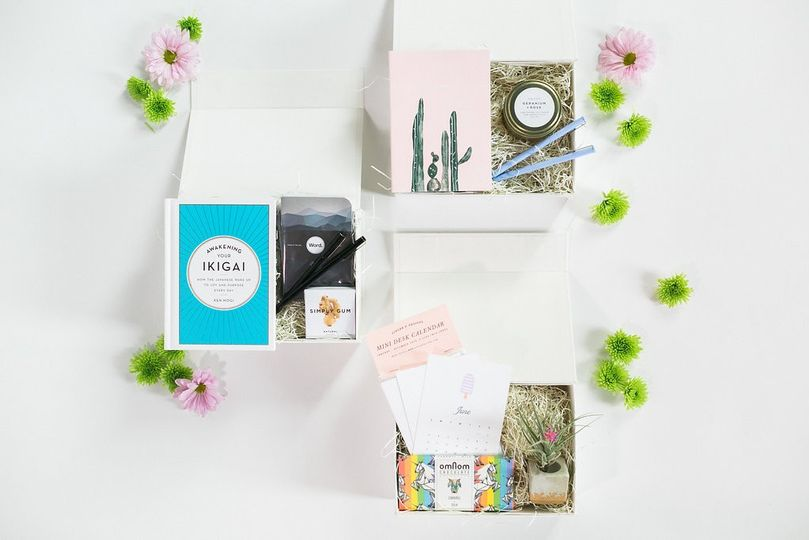 Thank-you gifts
