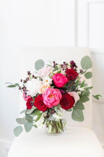 Beautiful bright florals