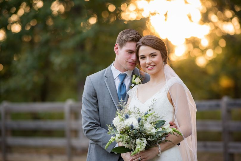 Julia + Logan styled shoot