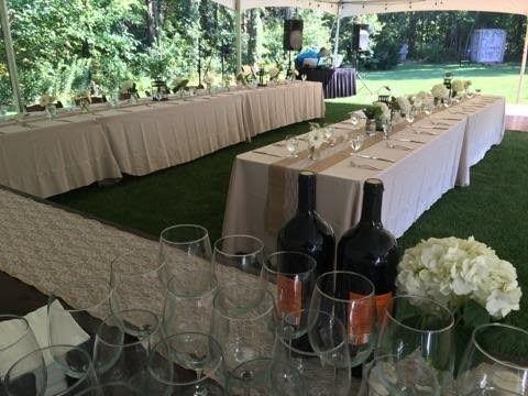 Tmx 1478368623662 Outdoor Wedding Drinks Setup Brick, NJ wedding catering
