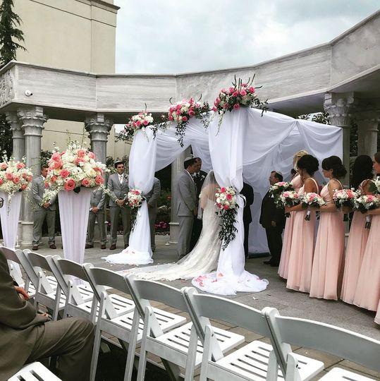 Outdoor Wedding Venues Nj: Riverton, NJ
