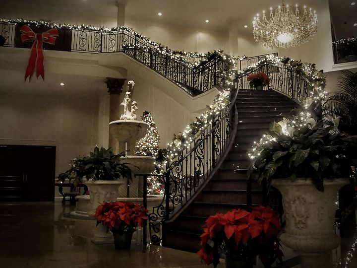 Tmx 1460570788853 Merion Christmas Lobby   C Capone Photography Llc Riverton, NJ wedding venue