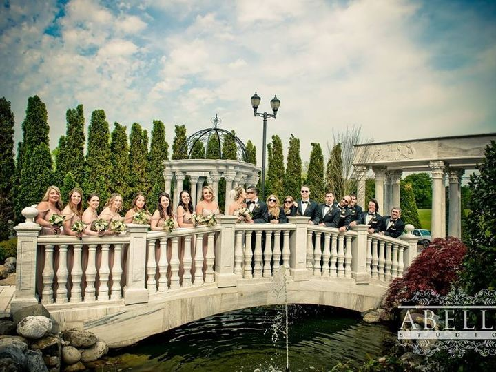 Tmx Menta Bridal Party On Bridge 51 2933 158102934386214 Riverton, NJ wedding venue