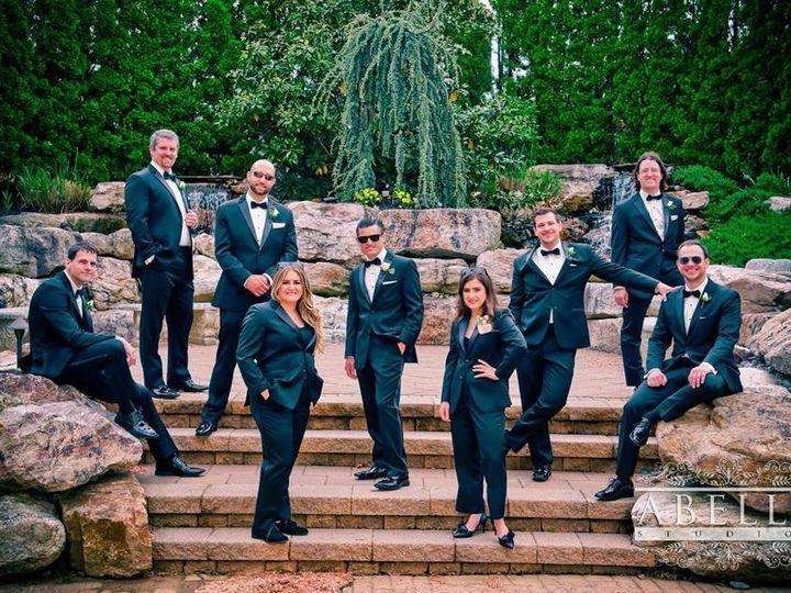 Tmx Menta Groomsmen In South Patio 51 2933 158102935044967 Riverton, NJ wedding venue