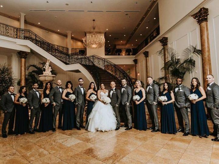 Tmx Minton Full Bridal Party In Lobby 51 2933 158102934757746 Riverton, NJ wedding venue