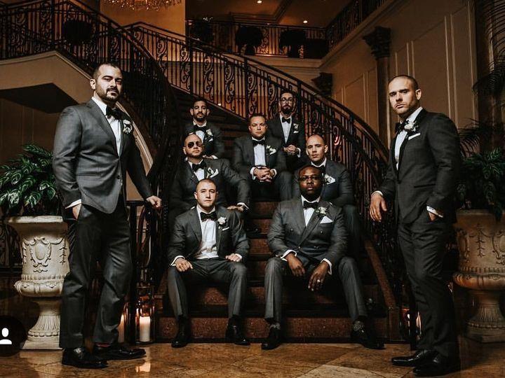 Tmx Minton Guys On Staircase 51 2933 158102934984853 Riverton, NJ wedding venue