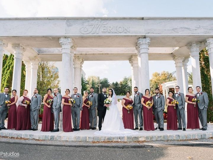 Tmx North Garden Bridal Party 51 2933 158102935056605 Riverton, NJ wedding venue