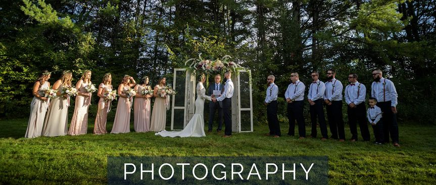 Photography Outdoor Ceremony