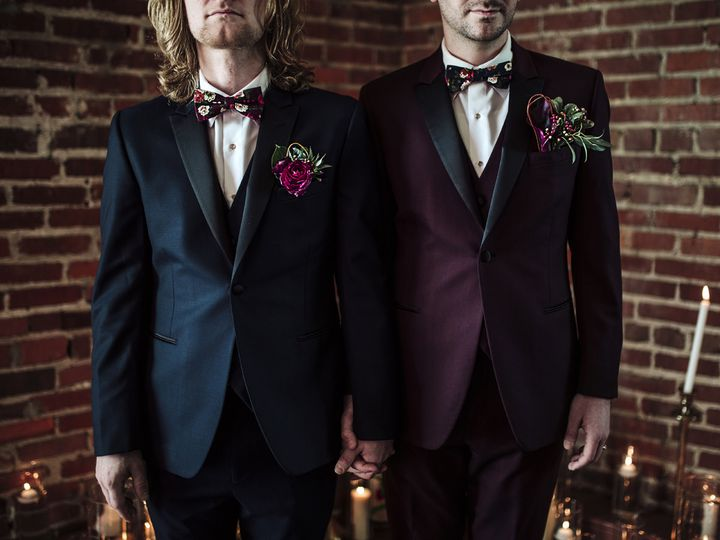 gay same sex lgbtq philadelphia wedding missou