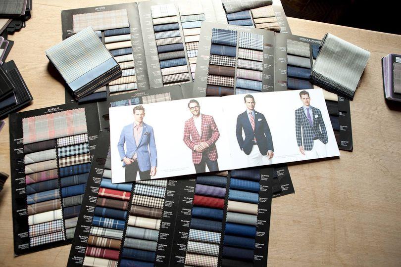 Custom fabrics