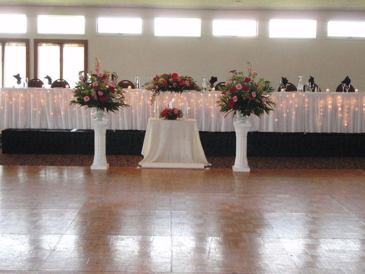 dance floor ceremon
