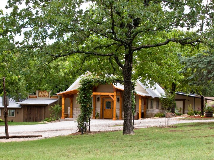 Tmx 1442946099935  Front View Thru Arbor Weatherford, Texas wedding venue