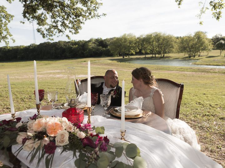 Tmx 1508356966089 Klowe Photo   Styled Shoot Hollow Hills 30 Weatherford, Texas wedding venue