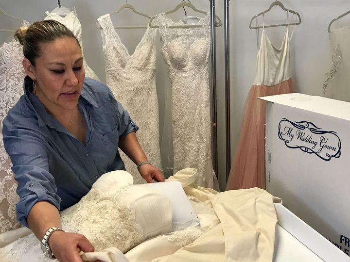 Tmx 1534461914 4466d4986faa1dab 1534461900 D68be14881b9bff3 1534461885847 19 IMG 6156 Austin, TX wedding dress