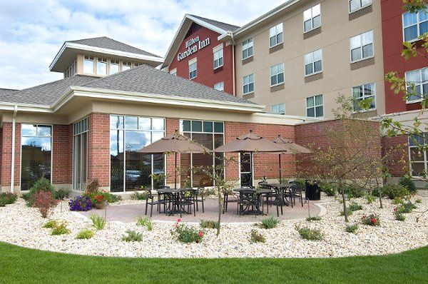 Hilton Garden Inn Venue Rockford IL WeddingWire