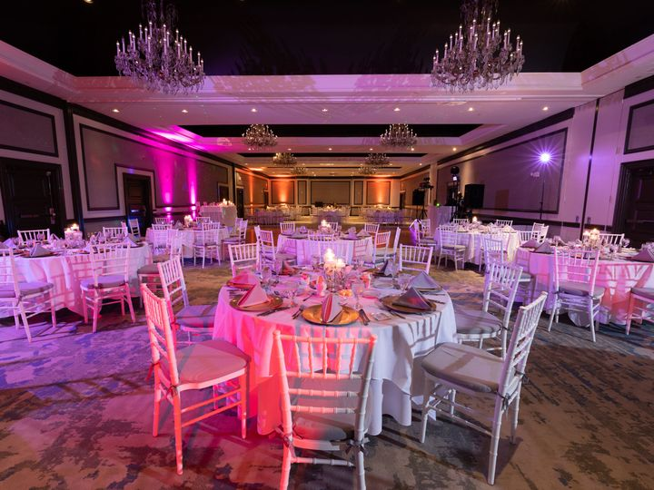Tmx Ballroom Wedding Pink Long Shot 51 1883933 161825260780328 Bethesda, MD wedding venue