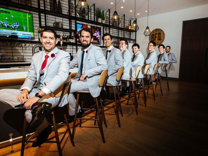 Tmx Wedding Party At The Bar 51 1883933 161825273790580 Bethesda, MD wedding venue