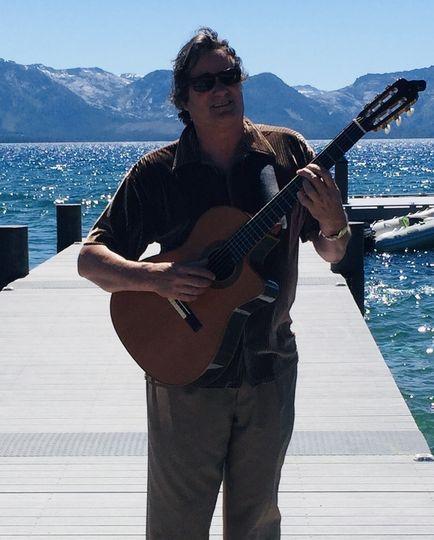Expert guitarist