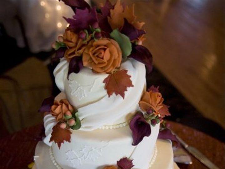 Tmx 1219867067494 Falldrape Lancaster wedding cake