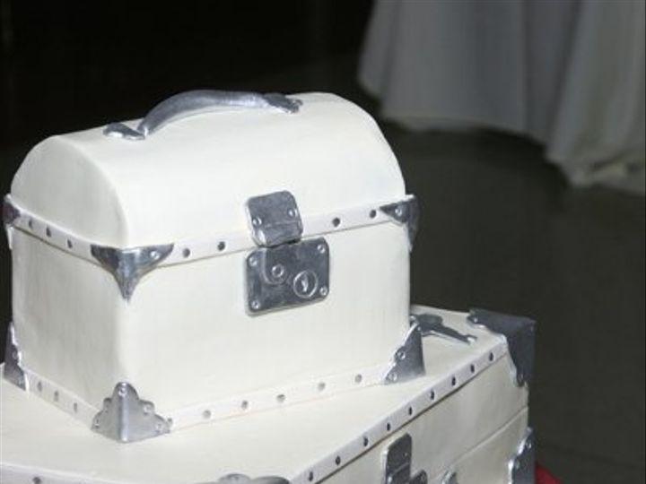 Tmx 1219869103478 Trunkcake4 Lancaster wedding cake