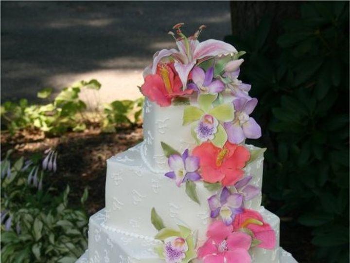 Tmx 1219879453170 Img 1087sm Lancaster wedding cake