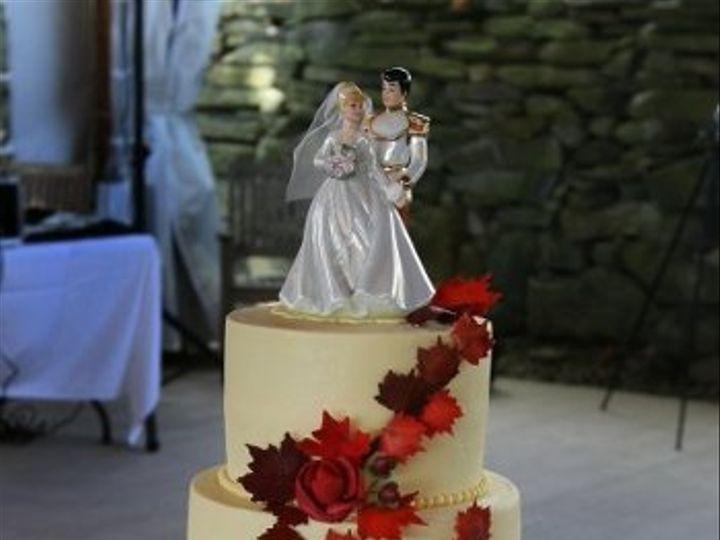 Tmx 1219880105873 Branchesw.fallleavessm Lancaster wedding cake
