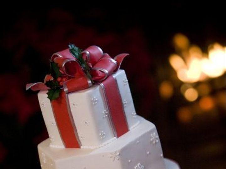Tmx 1219880759702 ChristmasHatboxsm Lancaster wedding cake