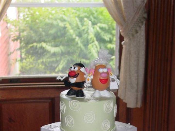 Tmx 1219881462295 Potatoheads Lancaster wedding cake