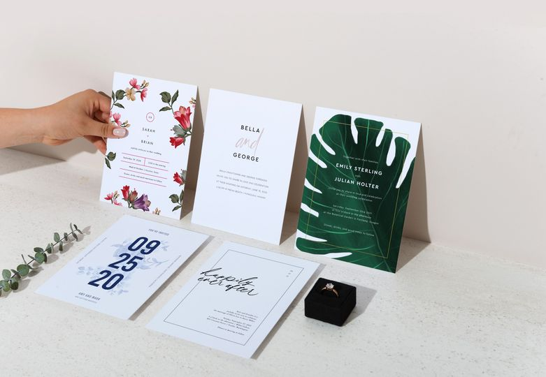 Sustainable Wedding Stationery