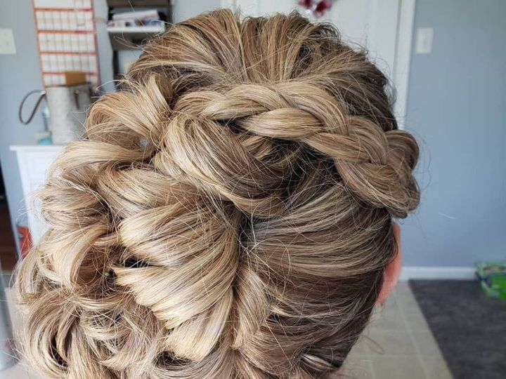 Tmx Wedding Hair Photos 51 1034933 Lancaster, PA wedding beauty